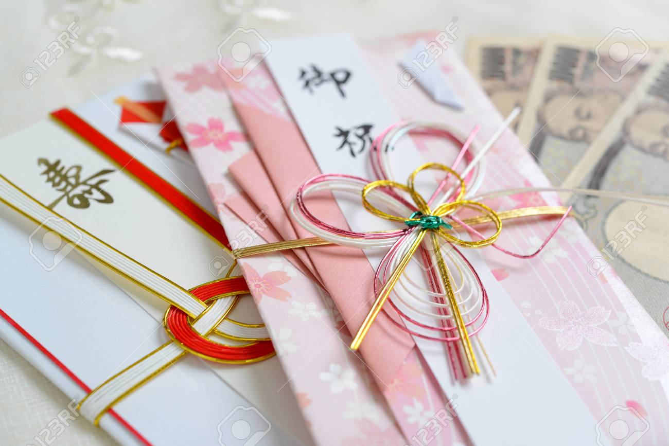 Special Envelope For Monetary Gifts Stock Photo, Picture And Royalty ...