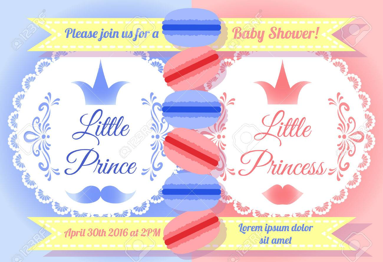 Baby Shower Invitation Card \