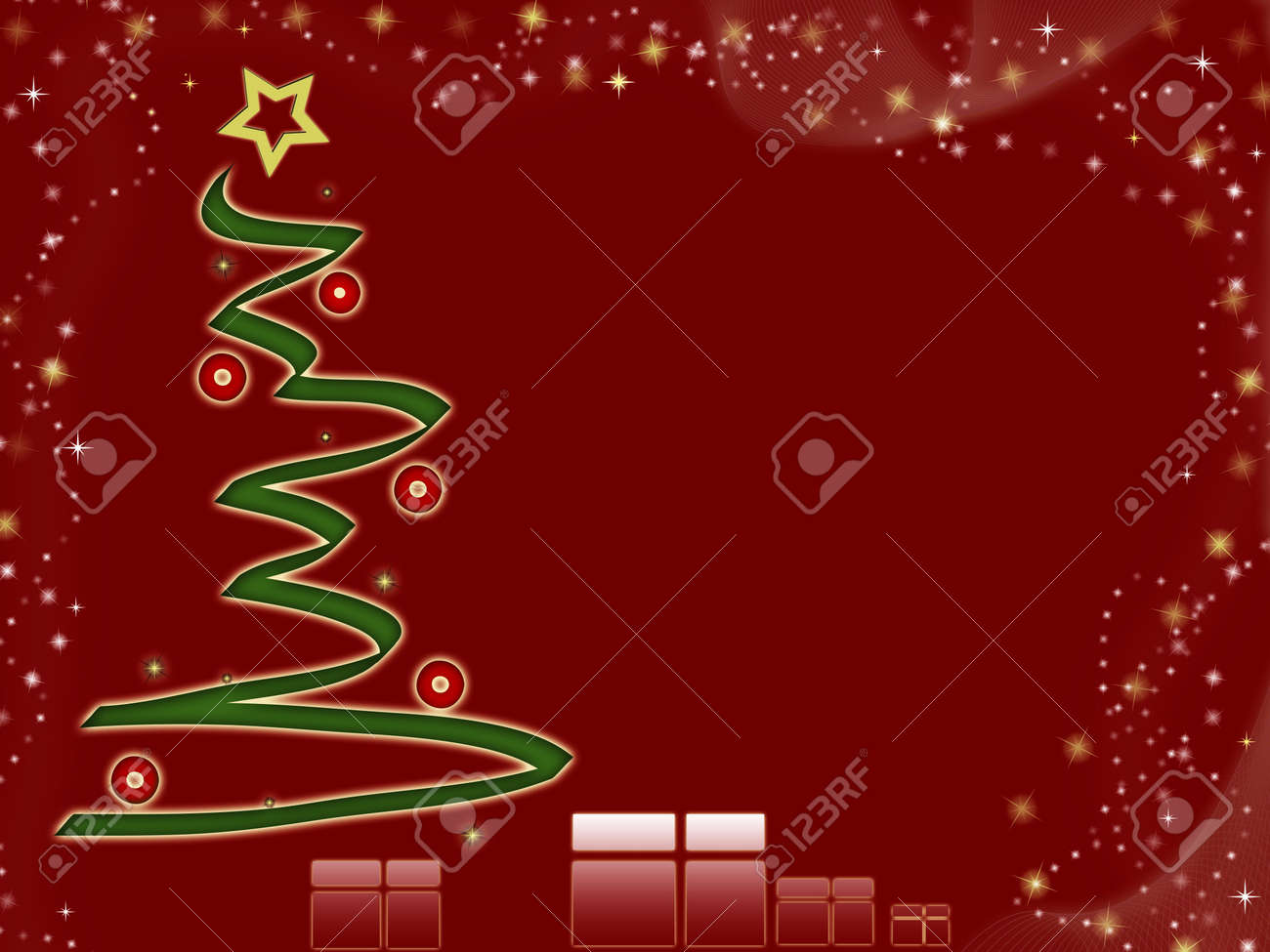 3913566 computer designed high resolution christmas background