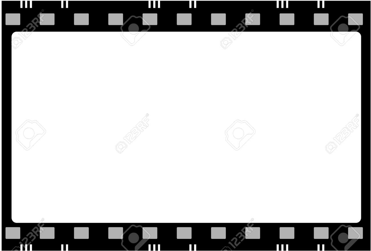 editable vector film frame background with space for your text or image more images like