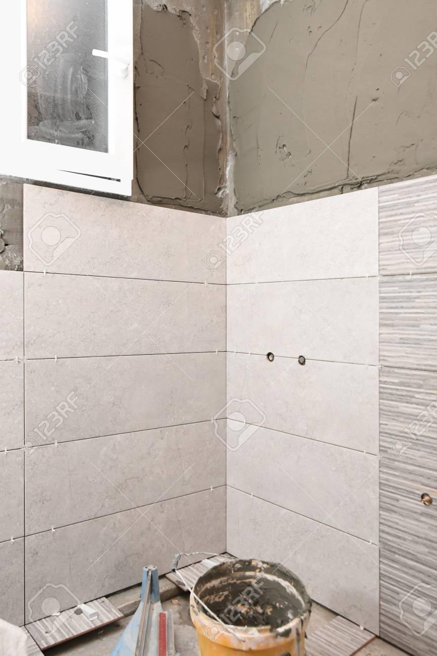 Bathroom Renovation At