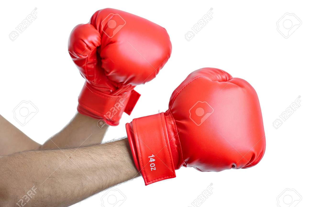 Get ready for a fight Stock Photo - 2338382