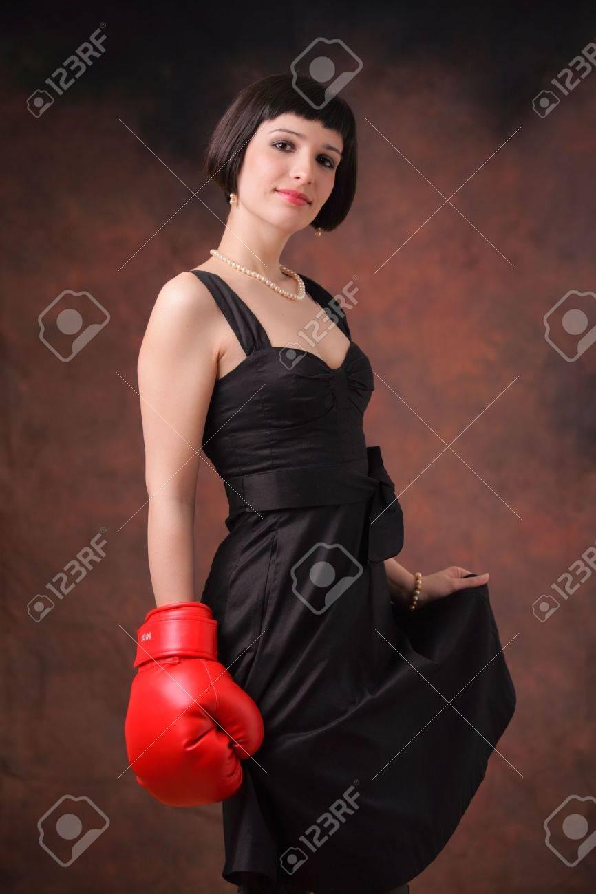 Female power Stock Photo - 2697197
