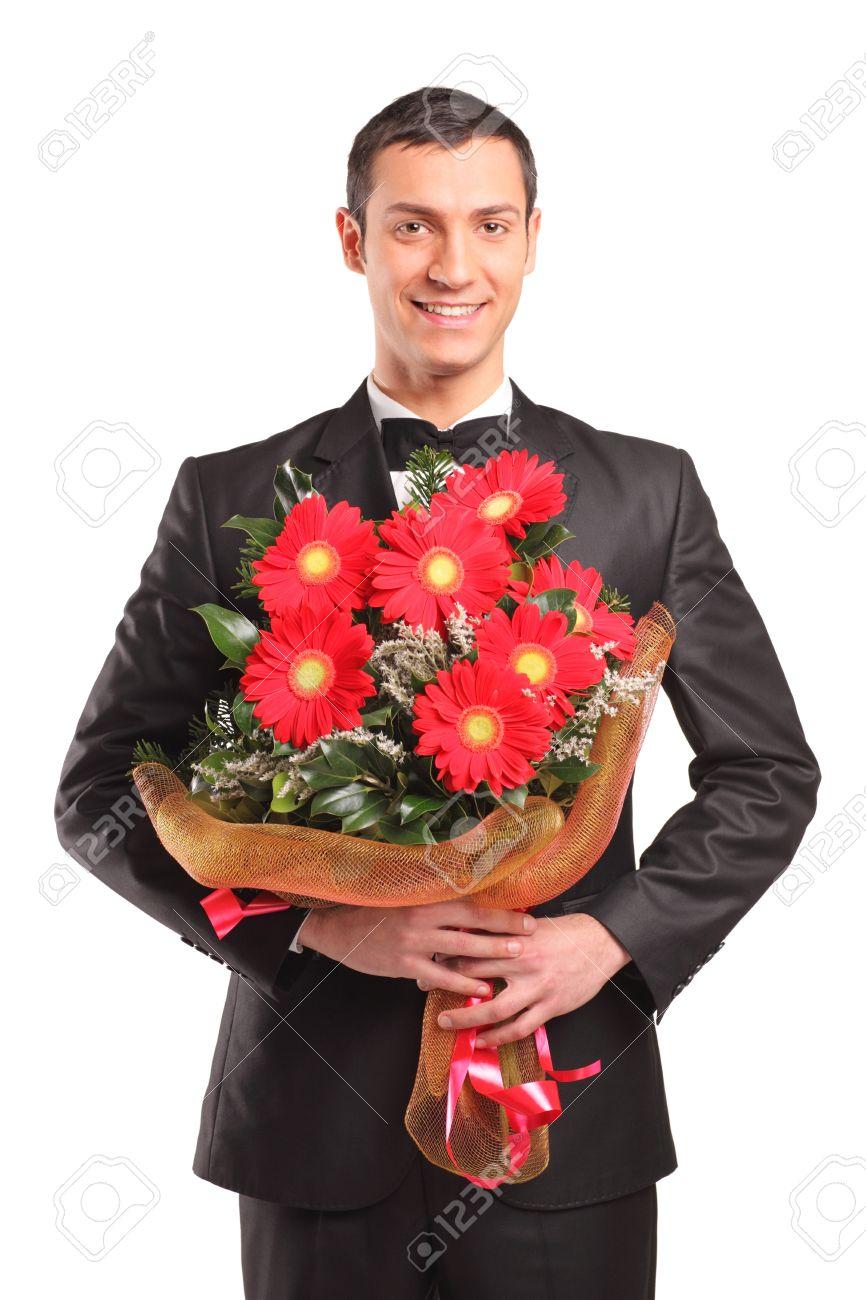 Мужчины и цветы фото и название