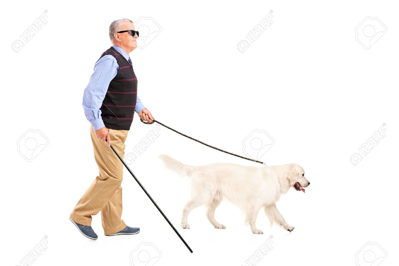 Blind Man Stock Photos Pictures Royalty Free Blind Man Images