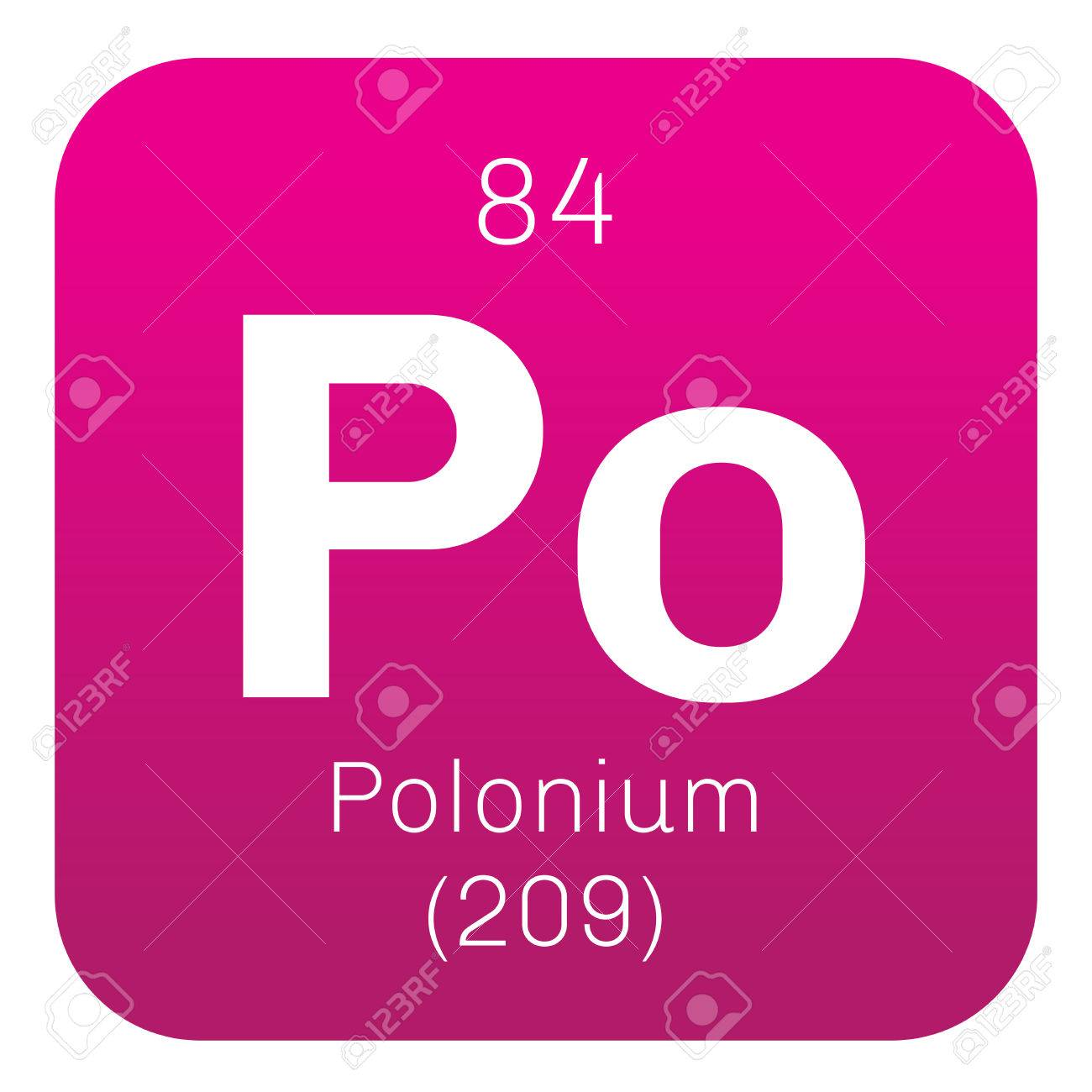 polonium chemical element rare and highly radioactive metal