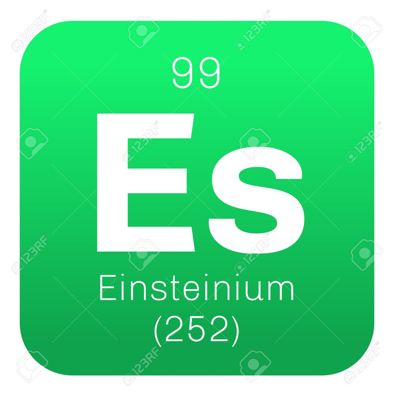 Einsteinium chemical element synthetic element colored icon einsteinium chemical element synthetic element colored icon with atomic number and atomic weight gamestrikefo Gallery