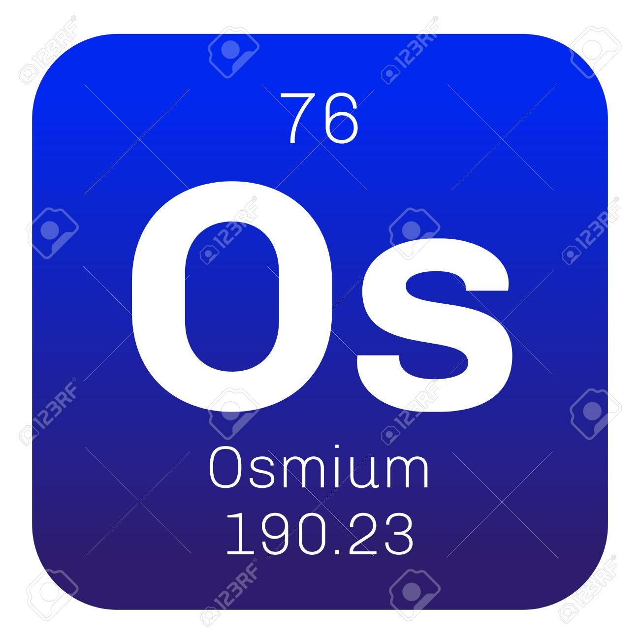 Osmium chemical element osmium is the densest naturally occurring osmium chemical element osmium is the densest naturally occurring element colored icon with atomic urtaz Images