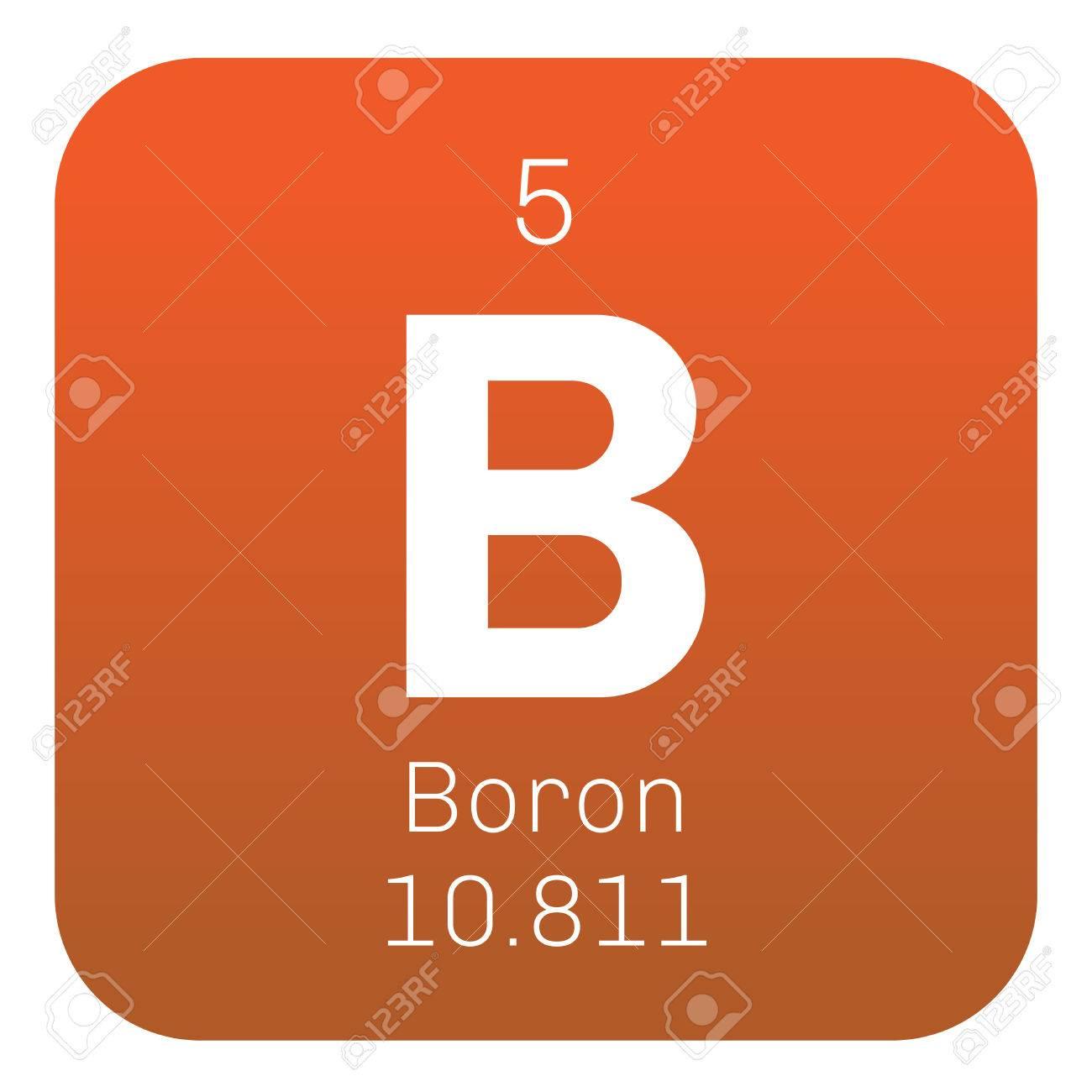 el boro elemento químico un elemento de baja abundancia en el