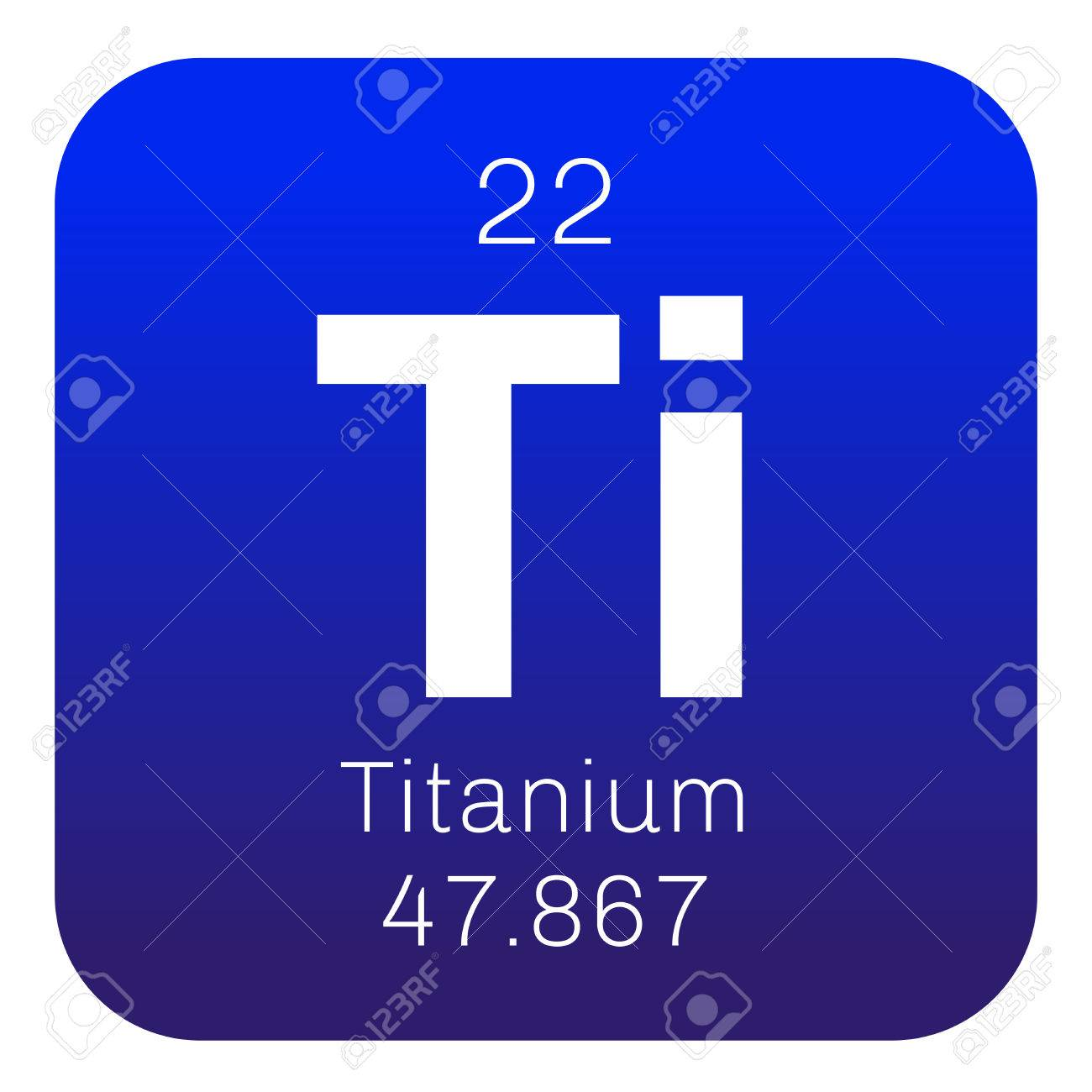 Titanium chemical element transition metal of high strength titanium chemical element transition metal of high strength colored icon with atomic number and urtaz Image collections