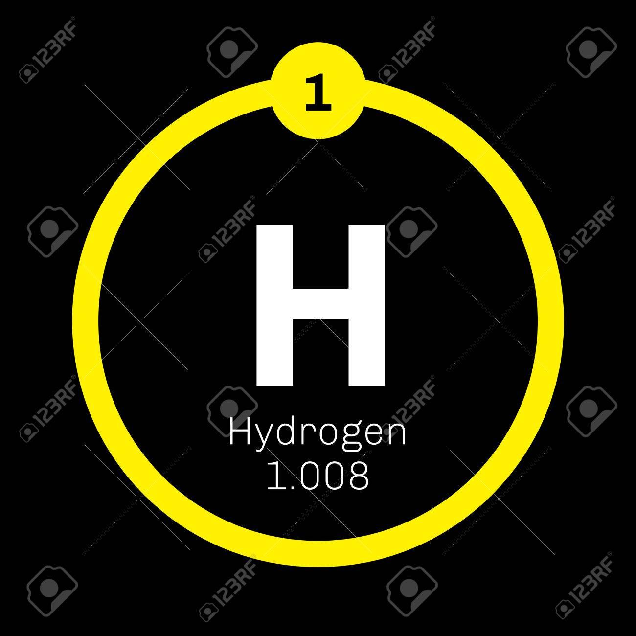 El hidrgeno elemento qumico el elemento ms ligero en la tabla el elemento ms ligero en la tabla peridica icono de urtaz Images