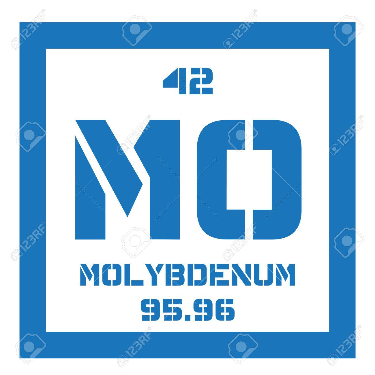 Molybdenum chemical element has sixth highest melting point chemical element of periodic table molybdenum chemical element has sixth highest melting point of all elements colored icon urtaz Image collections