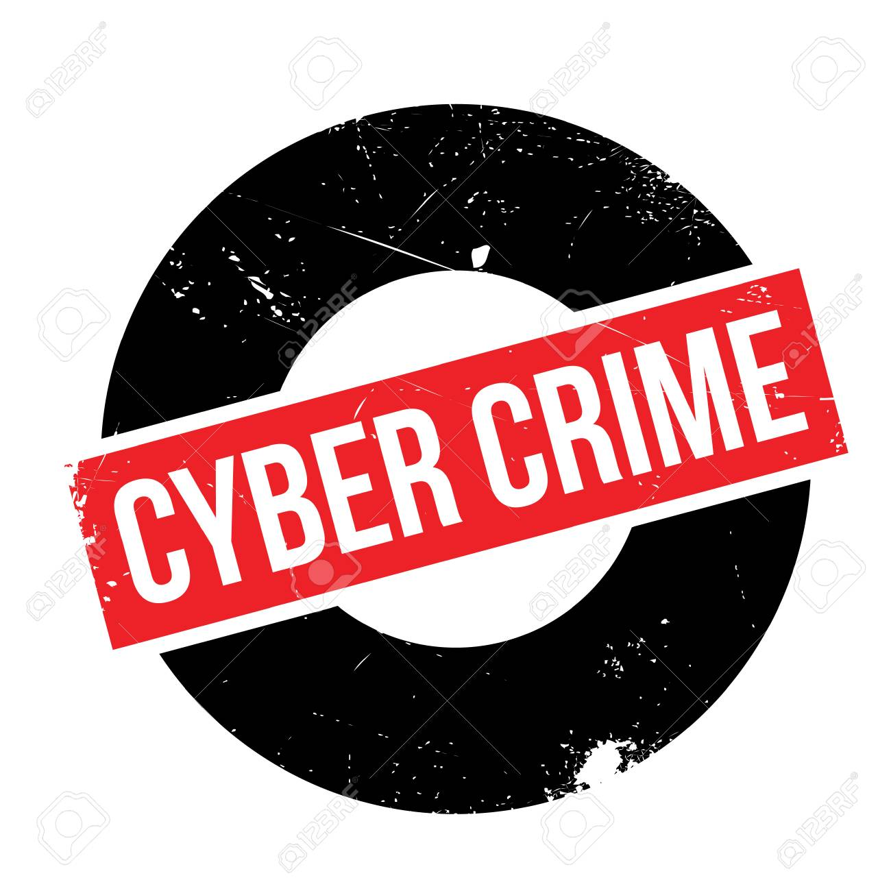 Cyber crime rubber stamp grunge design with dust scratches cyber crime rubber stamp grunge design with dust scratches effects can be easily removed sciox Images