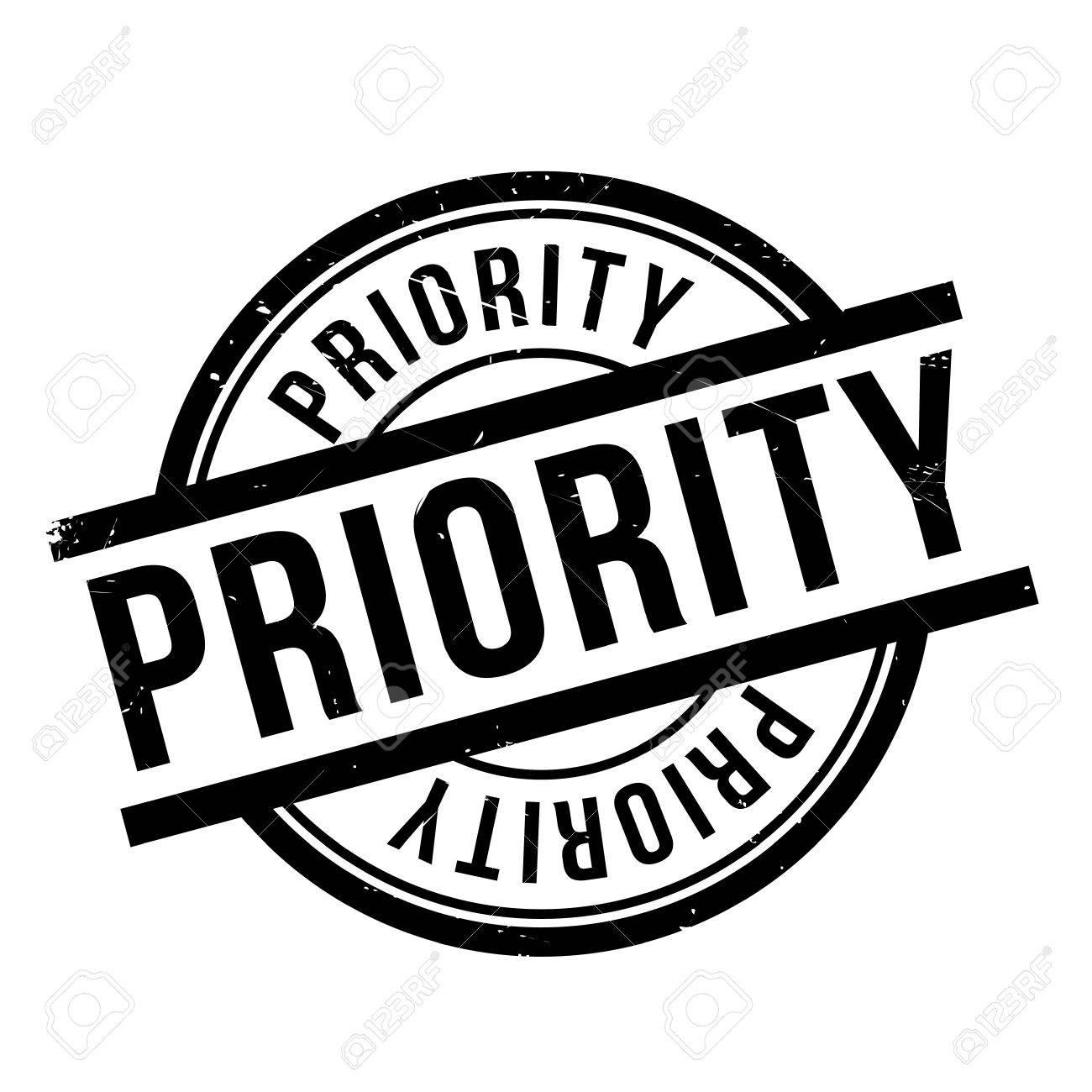 Priority rubber stamp. Grunge design with dust scratches. Effects can be easily removed for a clean, crisp look. Color is easily changed. - 71189748