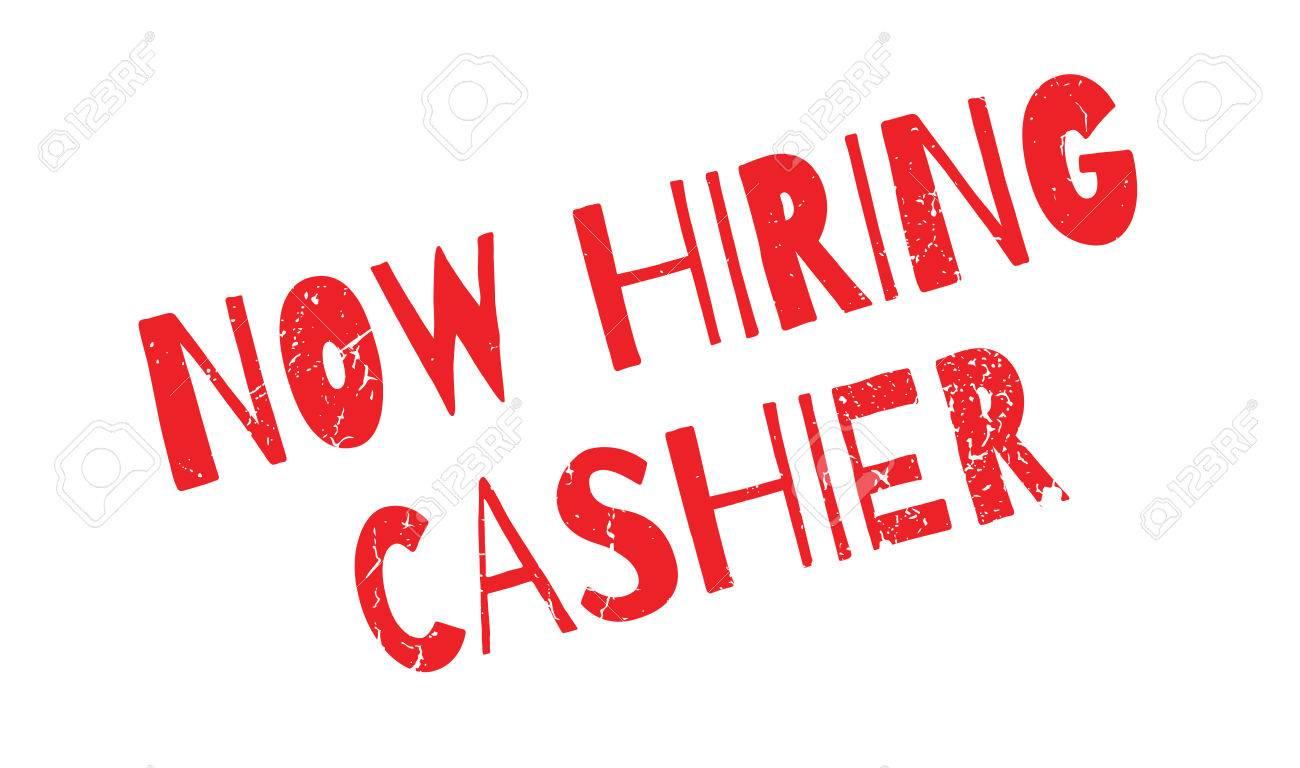 Image result for hiring Cashier