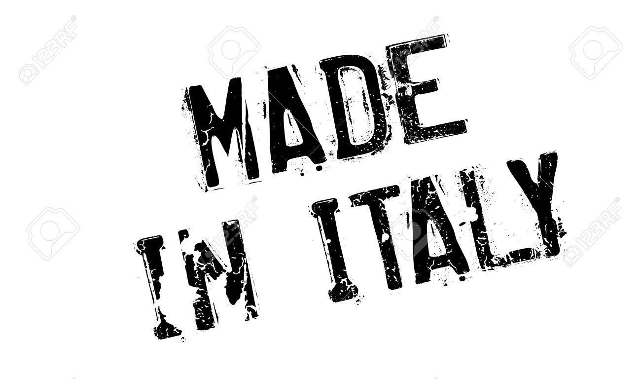 93129693c6 Made In Italy rubber stamp Stock Vector - 78174819