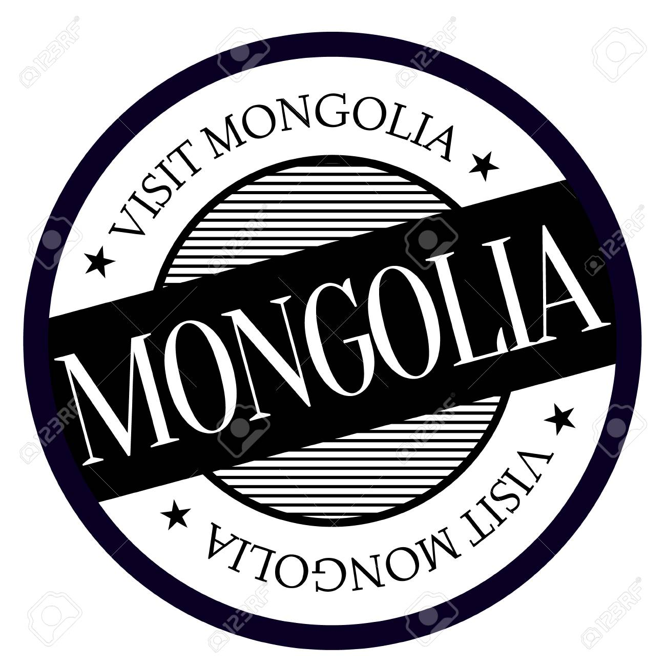 mongolia geographic st city or country label sign royalty free Mongolia Countryside mongolia geographic st city or country label sign stock vector 99499436