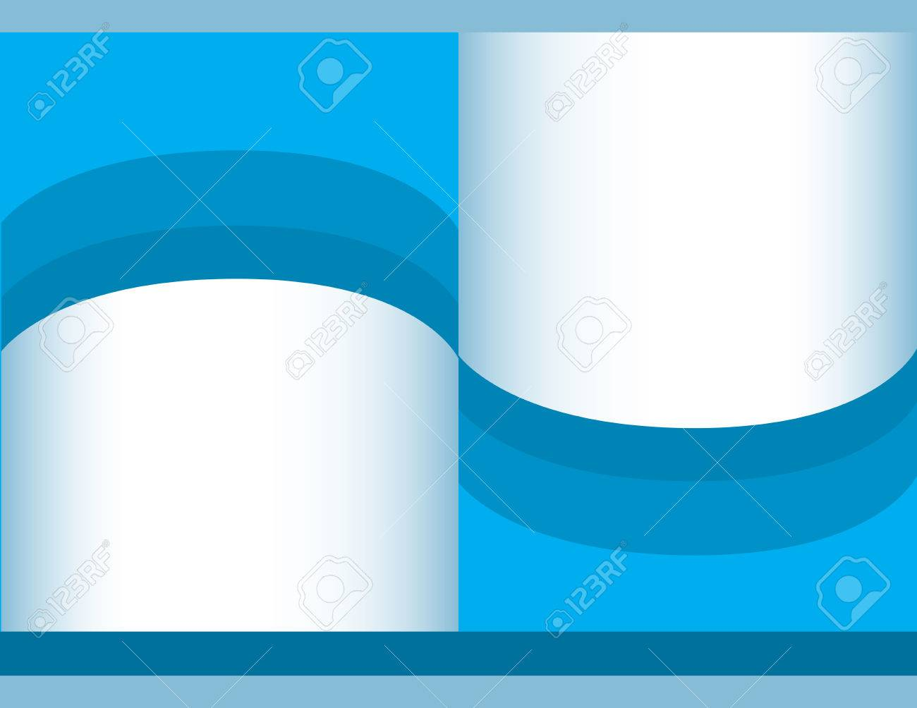 half fold brochure background royalty free cliparts vectors and