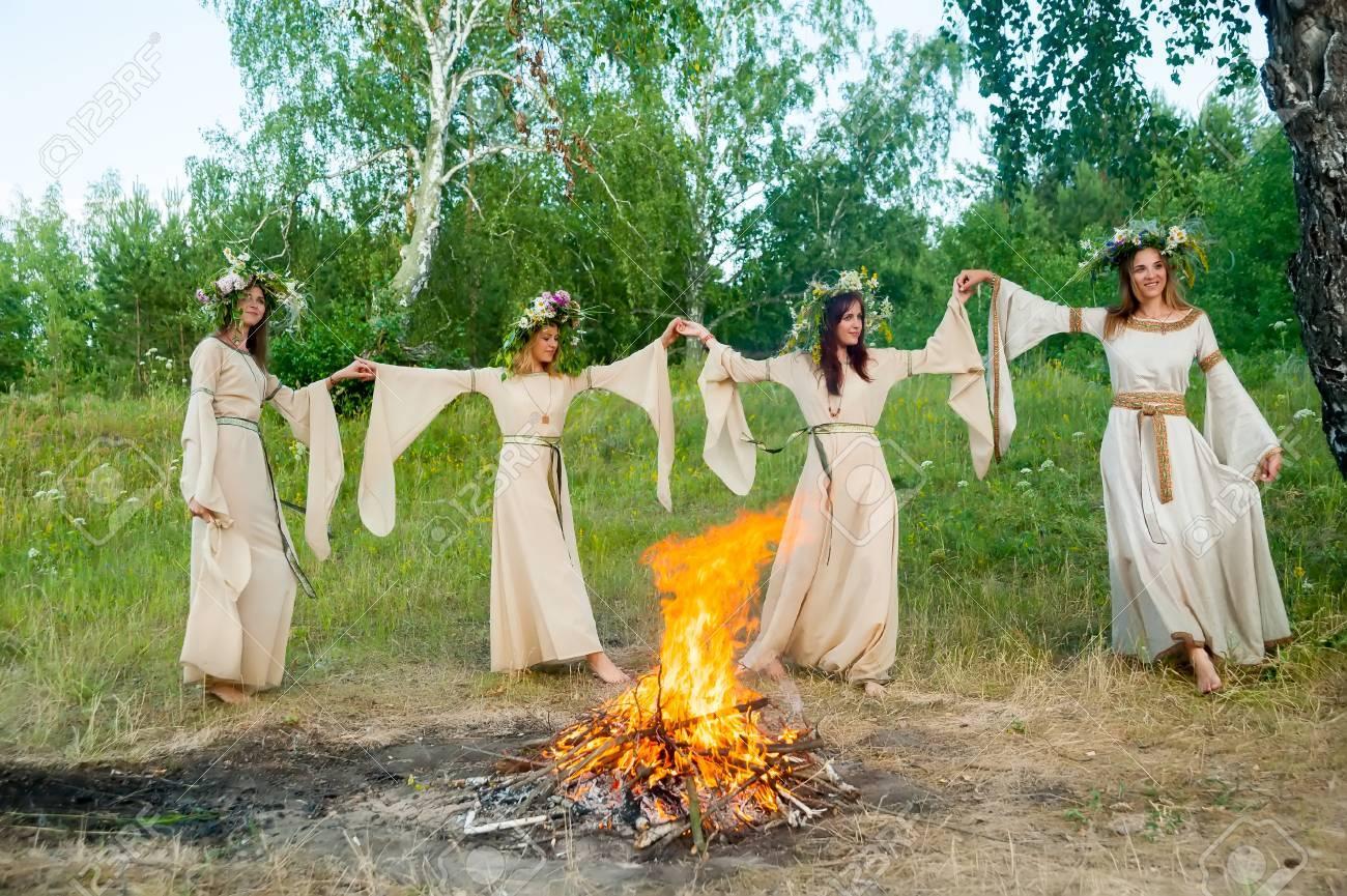 Conspiracies and rituals on Ivan Kupala