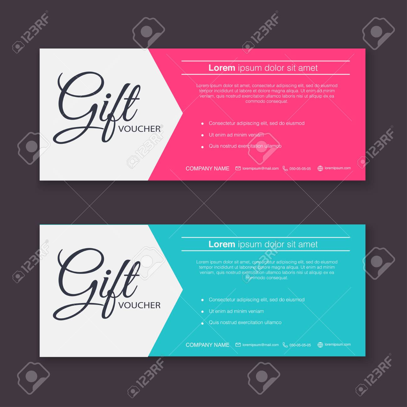 photo gift certificate template