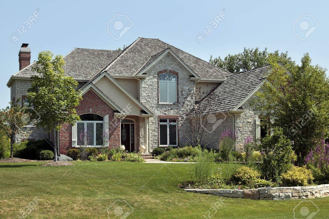 inspiration luxury stone exterior - Luxury Stone Exterior
