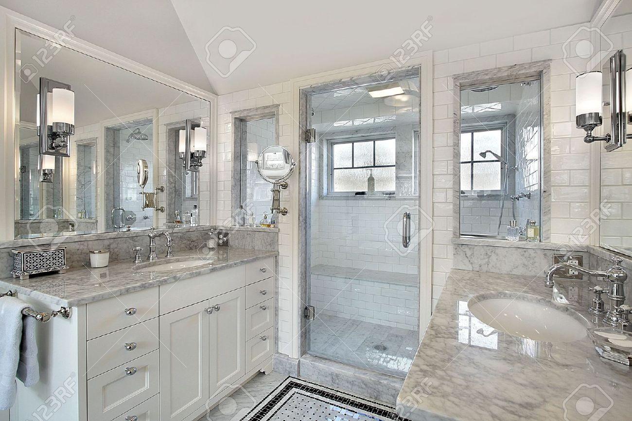 Luxury Master Bathroom Shower Info