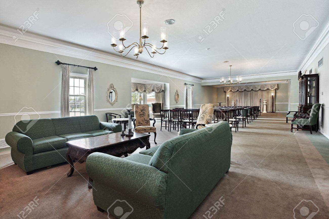 View inside funeral home with couches and chairs Stock Photo   6739742View Inside Funeral Home With Couches And Chairs Stock Photo  . Funeral Home Chairs. Home Design Ideas