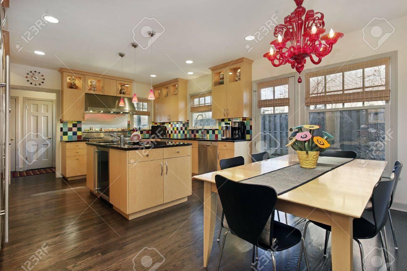 Emejing Piastrelle Cucina Colorate Photos - Home Interior Ideas ...