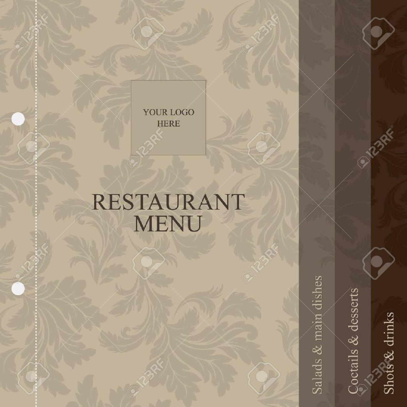 Restaurant menu Stock Vector - 11023706