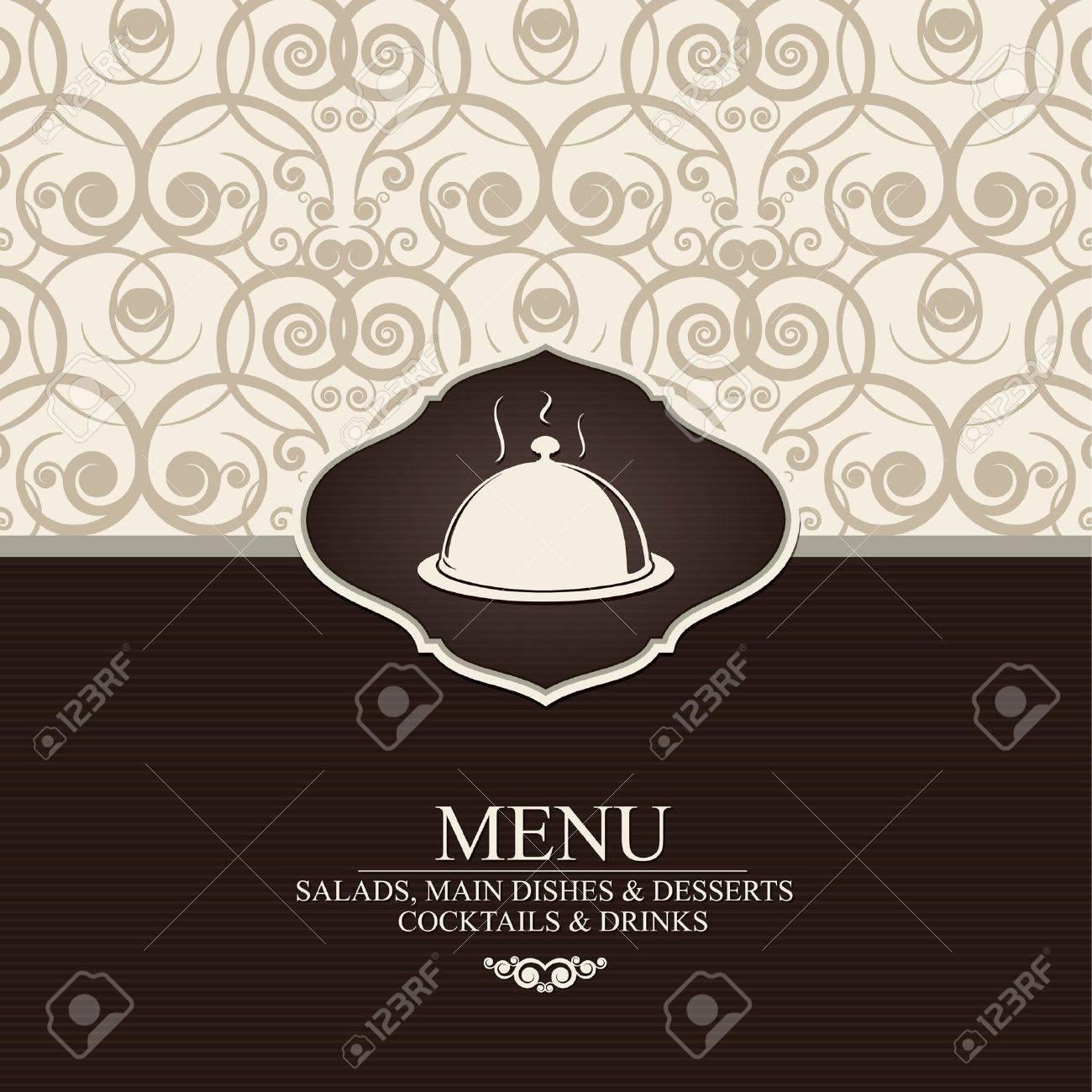 Restaurant menu Stock Vector - 11539253