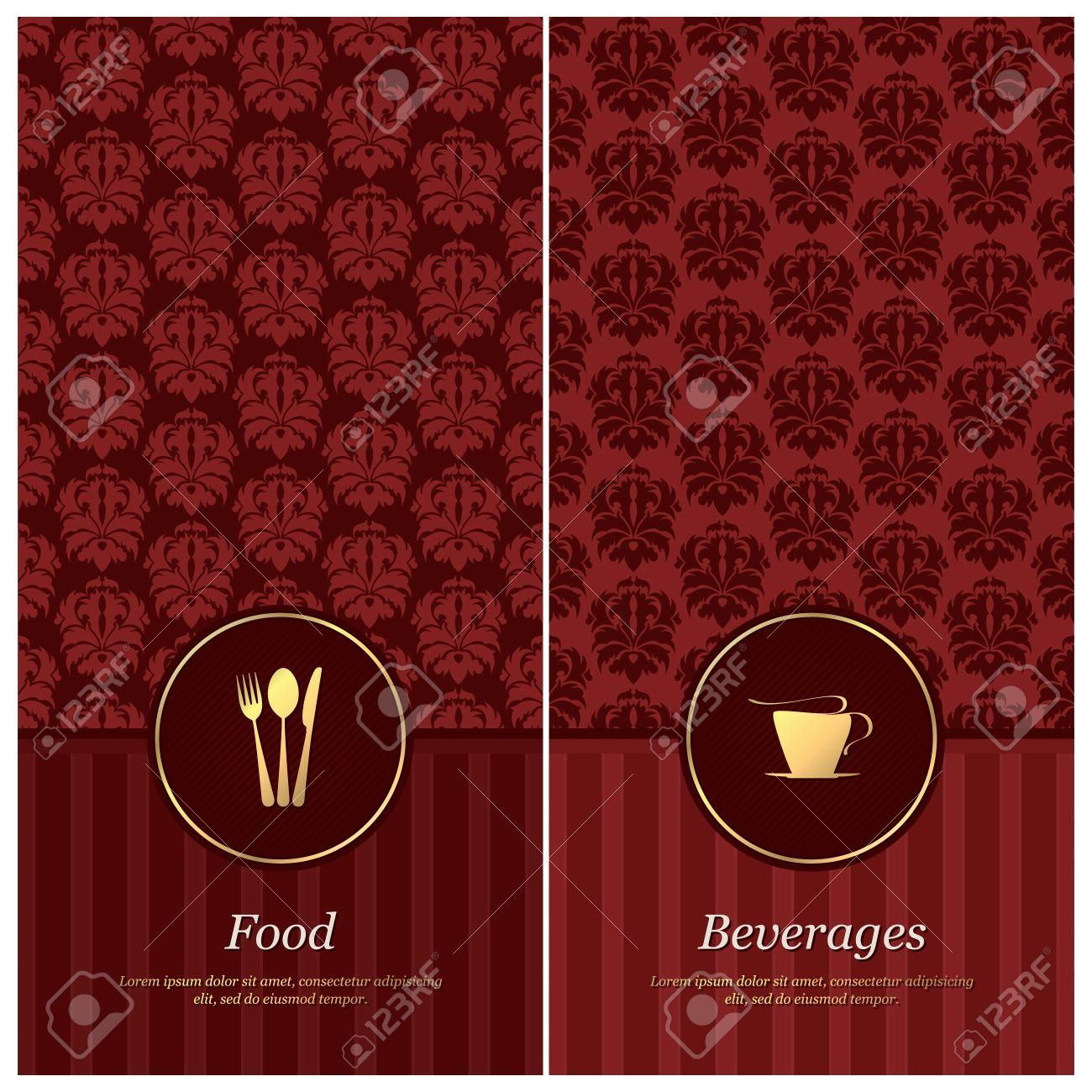 vector. restaurant menu design royalty free cliparts, vectors, and