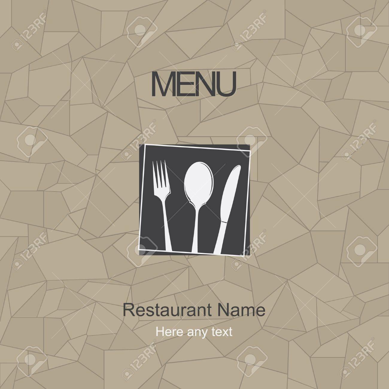 Restaurant menu design. Vector Stock Vector - 11659401