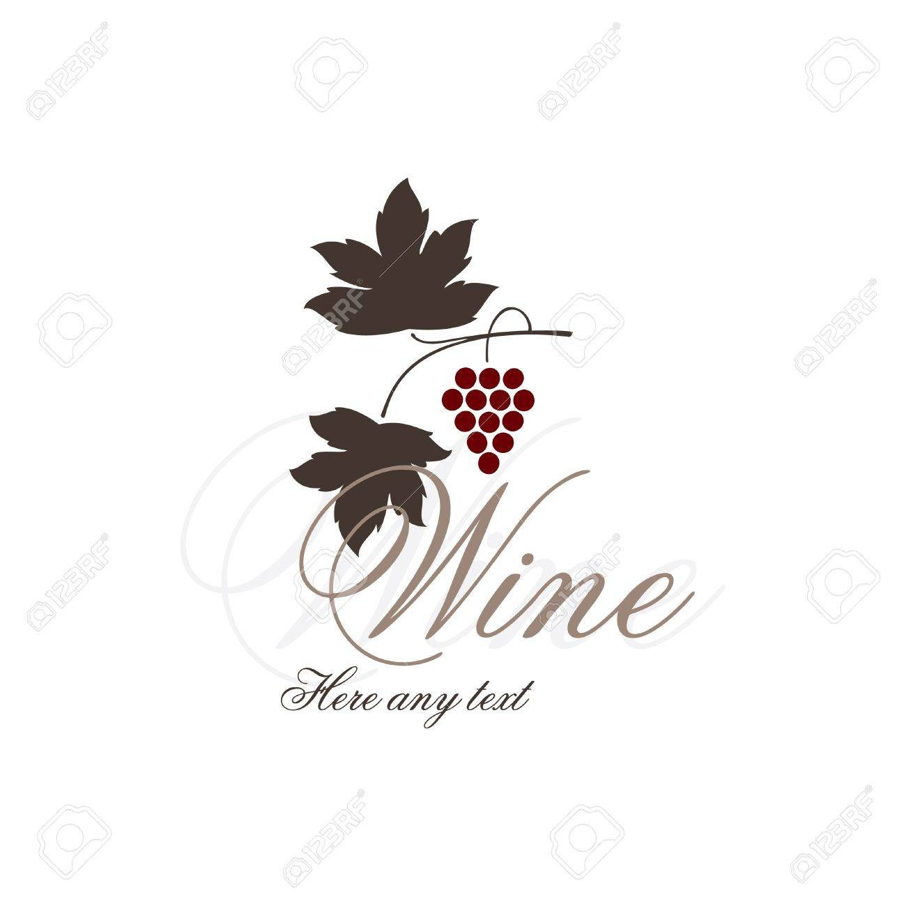 Wine Label Design Royalty Free Cliparts Vectors And Stock