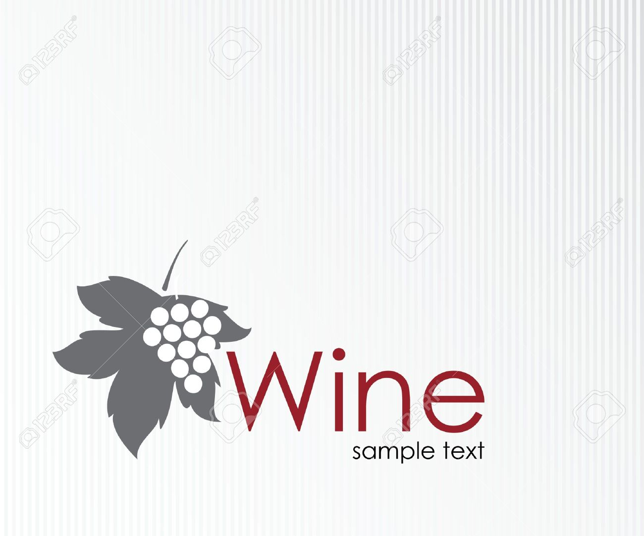 24425 Wine Label Vector Illustration And Royalty Free Wine – Free Wine Label Design