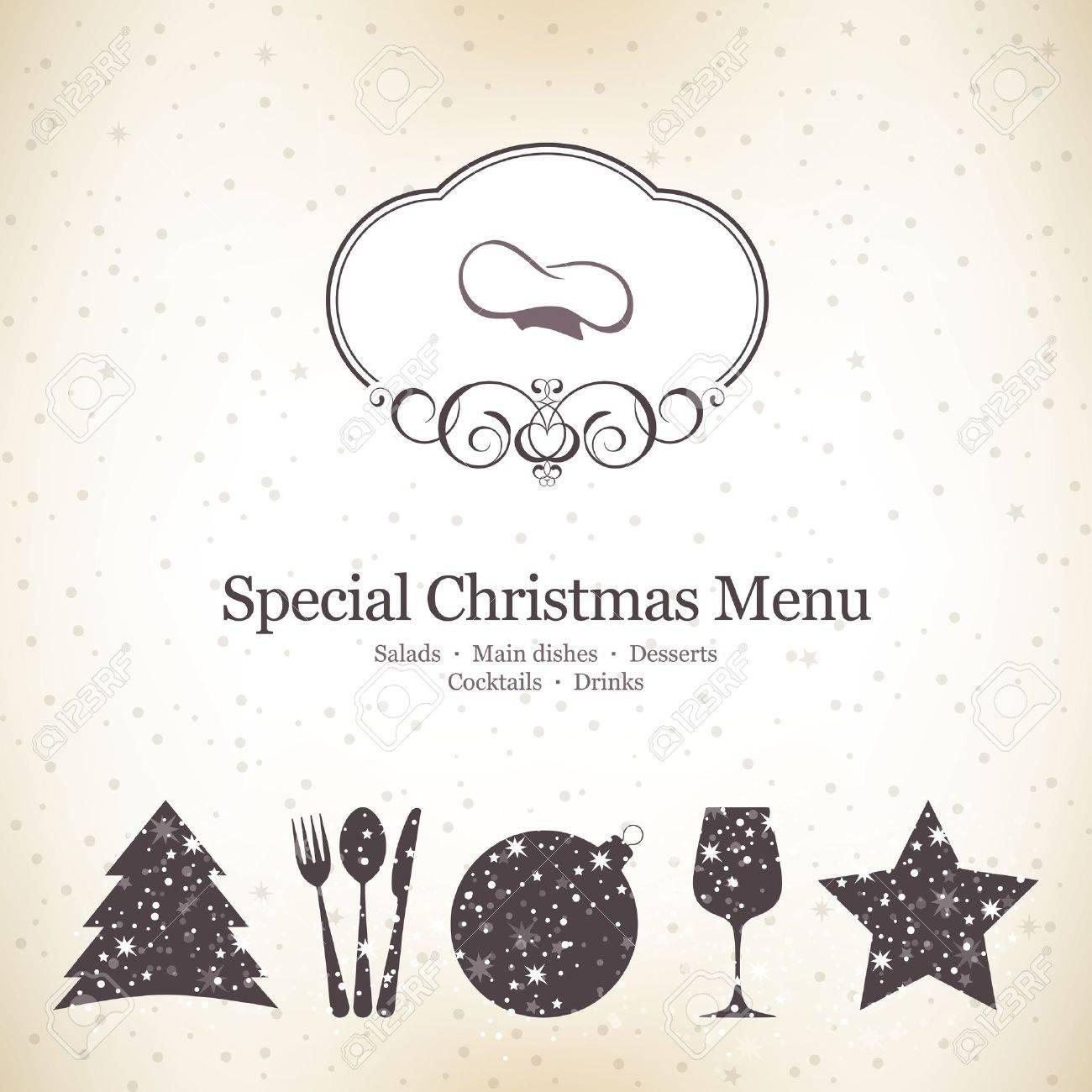 special christmas menu design royalty cliparts vectors and special christmas menu design stock vector 14957858