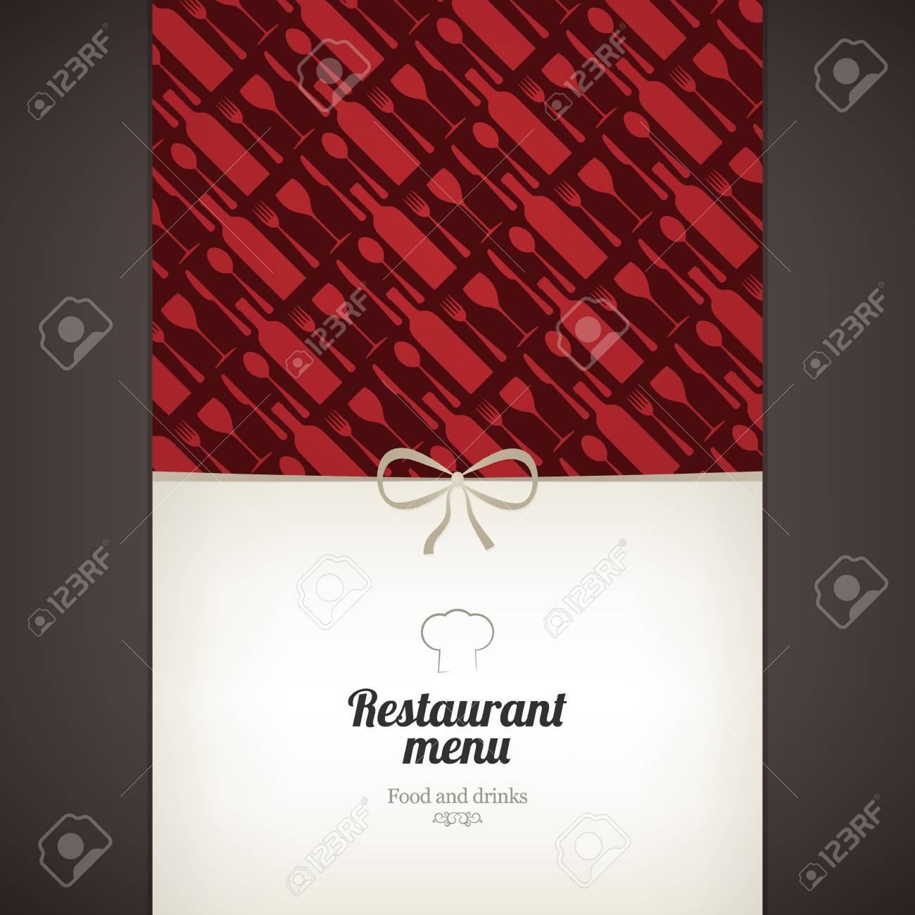 Restaurant menu design Stock Vector - 16666129