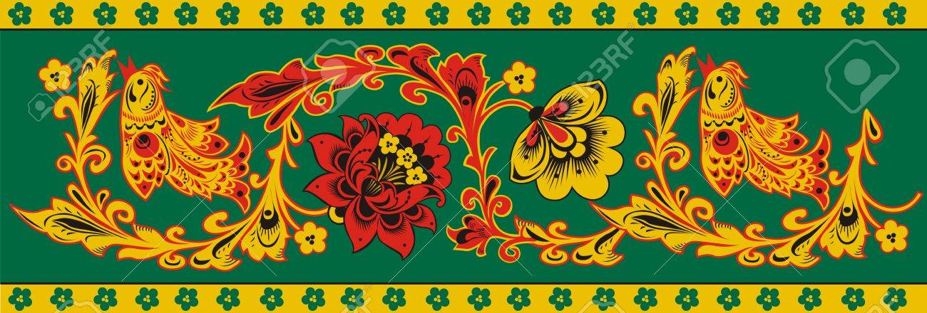 Decorative pattern Stock Vector - 17132818