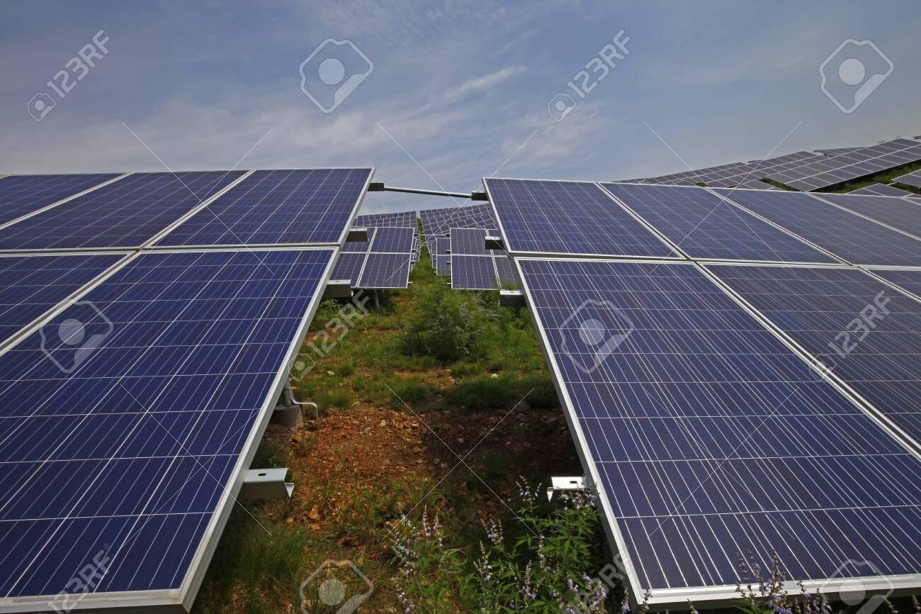 Solar panels - 149989019