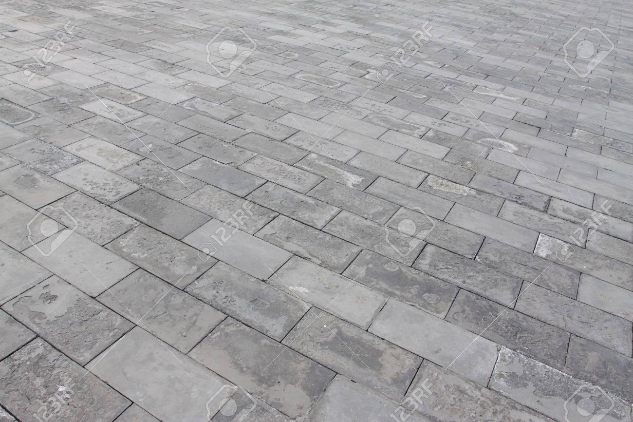 brick floor of temple of heaven in beijing,china. Stock Photo - 7457643