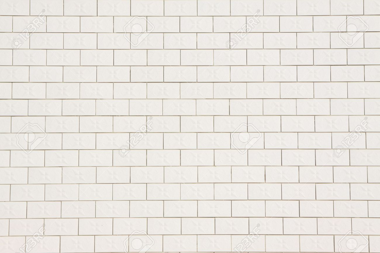 white ceramic tile wall, creative picture rural north china Stock Photo - 7548873