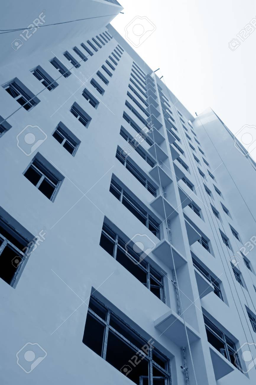 closeup of construction site in china Stock Photo - 11254927