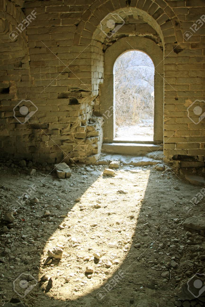 the original ecology of the great wall pass in north china Stock Photo - 15190617