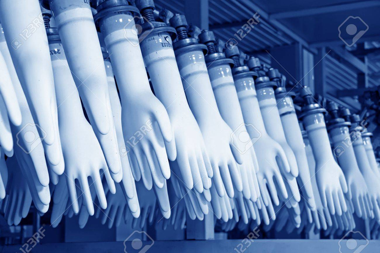 Start Rubber Gloves Production Business in Nigeria