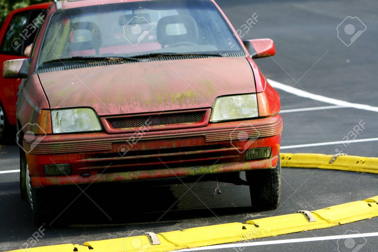 Break Car Stock Photo - 5524636