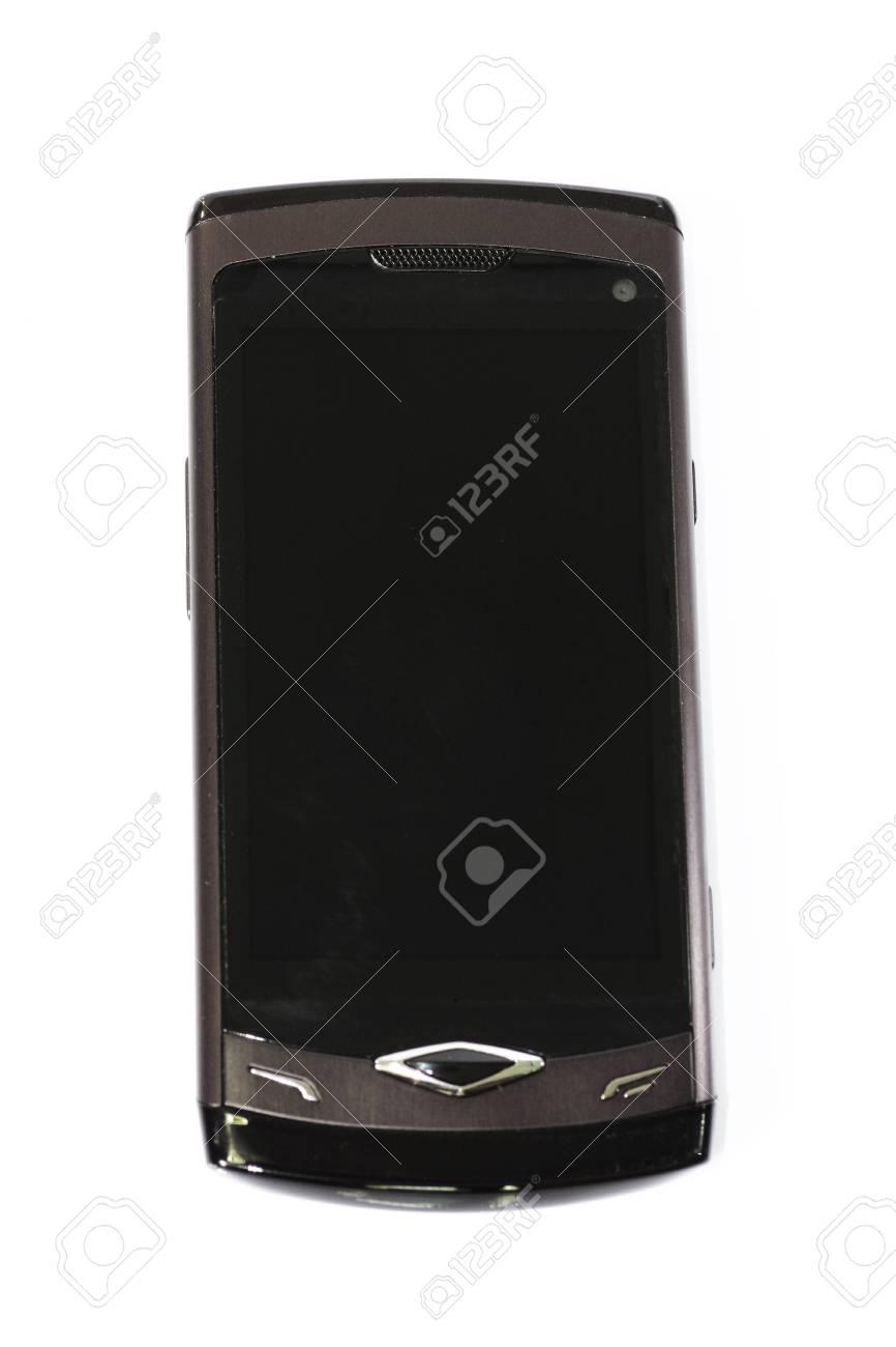 Mobile phone - original design Stock Photo - 7568813