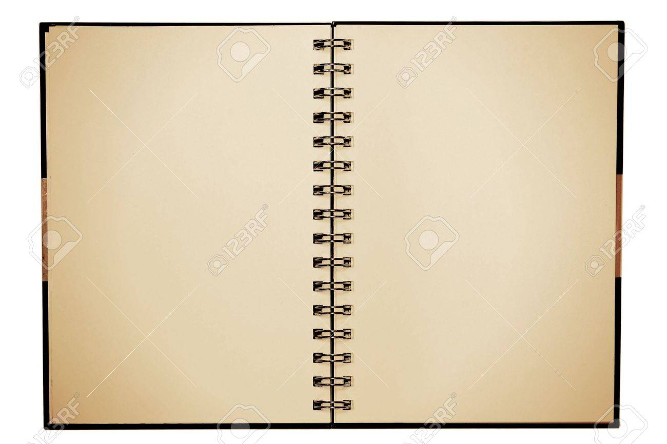 note book Stock Photo - 8925721