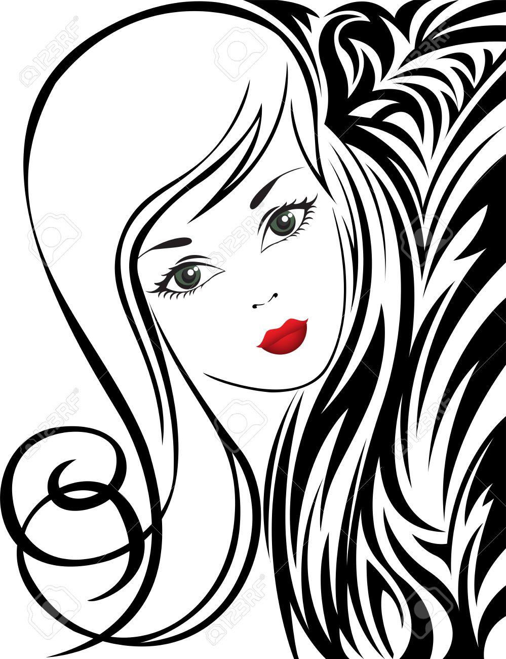 Arte Abstracto Facil Para Dibujar Blanco Y Negro. Puntea Cada Centro ...