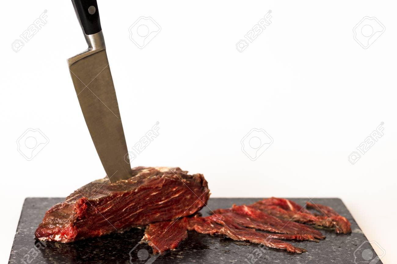Fillet steak on chopping board Stock Photo - 19890310
