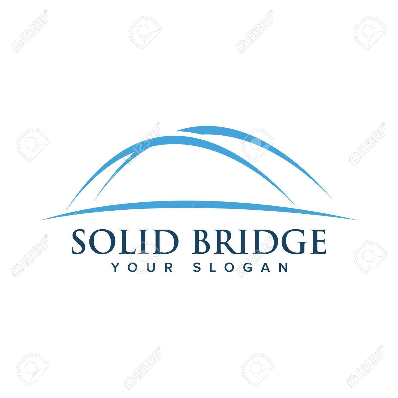 Bridge Logo Design Element - 70779060