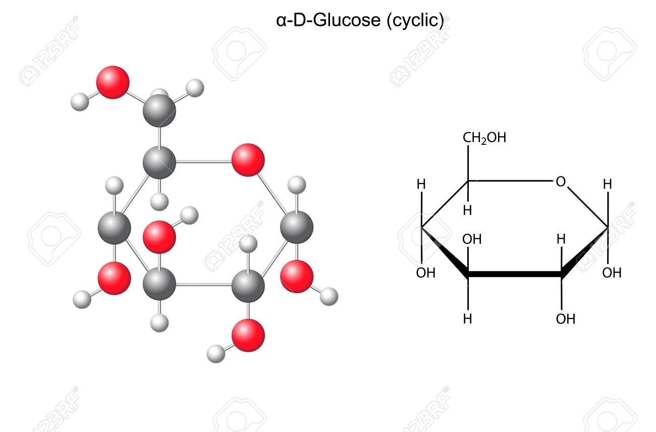 Chemical Makeup Of Glucose Saubhaya Makeup
